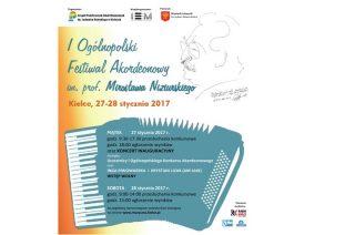 Mławscy akordeoniści wśród najlepszych na festiwalu w Kielcach
