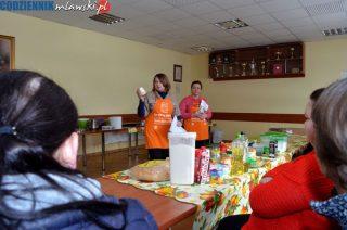 """Warsztaty """"Kulinarnie Mocni"""" w Szydłowie"""