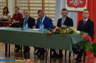 Rafał Kuciński złożył ślubowanie i objął obowiązki wójta
