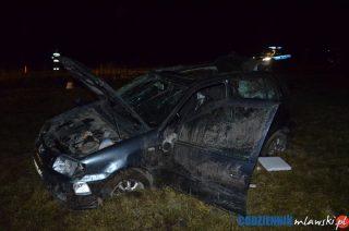 Śmiertelny wypadek koło Bońkowa Kościelnego. Aktualizacja