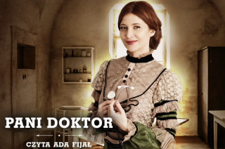 Powstał audiobook o mławskiej lekarce dr Annie Tomaszewicz – Dobrskiej
