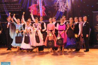 Dobry występ naszych tancerzy w Ostródzie. Sukces tych najmłodszych