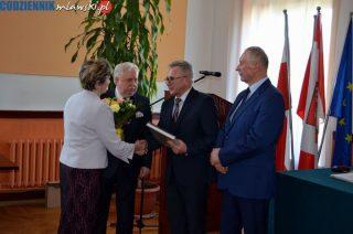 Jan Marek Wtulich odchodzi na emeryturę. Pożegnanie na sesji rady powiatu