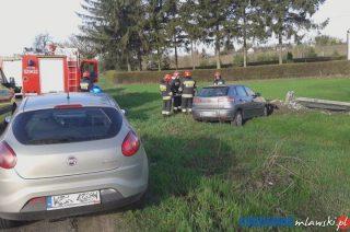 Wypadek drogowy na ul. Szreńskiej. Policja apeluje do świadków