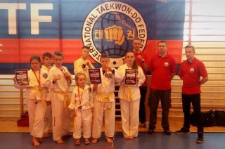 Teakwondo. Aleksandra Han mistrzem Polski