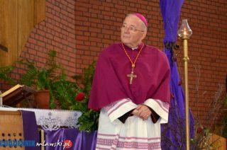 Ksiądz Biskup Roman Marcinkowski przeszedł na emeryturę