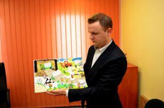 Mławska placówka KRUS wybrała najlepsze prace konkursu plastycznego