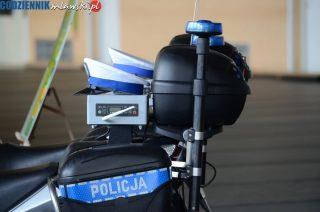 Jednoślady to nie zabawki – policja apeluje o rozwagę