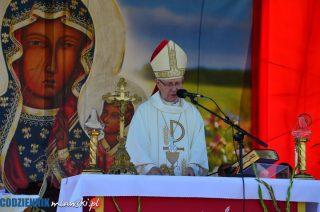 Zaproszenie Biskupa Płockiego na Niedzielę Palmową