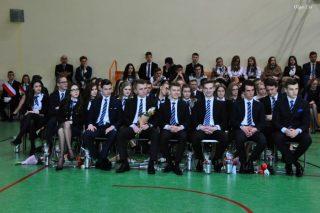 Katolickie Liceum Ogólnokształcące pożegnało maturzystów
