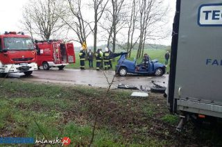 Wypadek w Liberadzu. Trzy kobiety ranne – AKTUALIZACJA