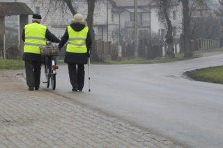 """Policyjna akcja """"Mój rower – moje życie"""""""