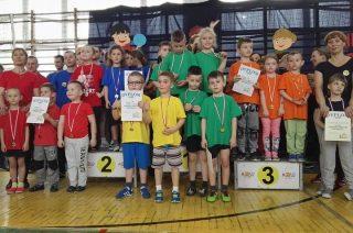 IV Rodzinna Olimpiada Sportowa w ZPO nr 3 w Mławie
