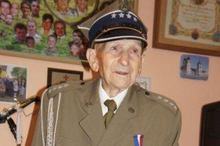 Nominacja i 103. urodziny ostatniego bohatera spod Mławy