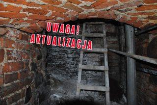 Jest tunel łączący kościół na cmentarzu z kościołem w rynku!!!