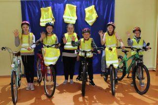 Na majówkę ruszamy, więc odblaskowe rowery mamy! – nowe raporty