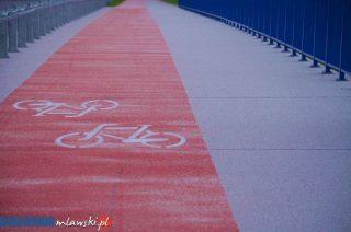 Ciechanów uzyskał 7mln zł na budowę ścieżek rowerowych
