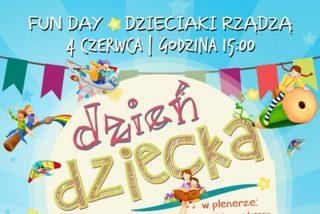4 czerwca. FUN DAY DZIECIAKI RZĄDZĄ, czyli mławskie obchody Dnia Dziecka 2017
