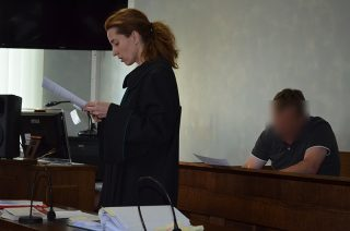 5 lat więzienia dla kombajnisty spod Sławogóry