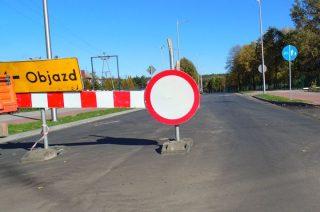 Uwaga kierowcy! Zamknięty dla ruchu odcinek ulicy Ordona