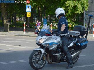 Ruszył sezon motocyklowy – policja apeluje o ostrożność na drodze