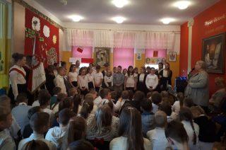 W Nosarzewie Borowym świętowali rocznicę uchwalenia Konstytucji 3 Maja