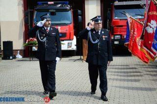 95 – lecie Ochotniczej Straży Pożarnej w Wieczfni Kościelnej