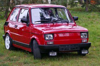 25 lat Fiata w Polsce