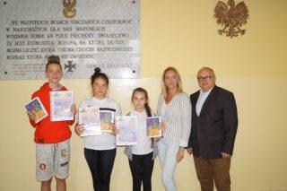 Ogromny sukces literacki uczniów Szkoły Podstawowej im. 49 Pułku Piechoty w Szydłowie