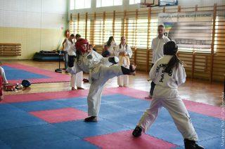 Otwarte Mistrzostwa Mazowsza w Taekwondo ITF w Morawach
