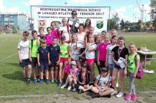 11 medali naszych lekkoatletów w Teresinie
