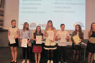 Humanistyczny sukces uczennicy Katolickiej Szkoły Podstawowej w Mławie