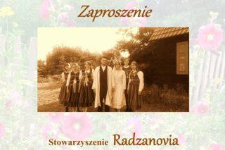 1 lipca. Zaproszenie na mazowieckie wesele!