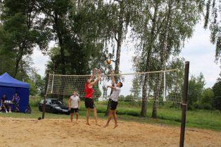 Mławianie najlepsi na piasku w Szreńsku