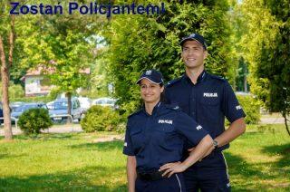 Zmiana terminów i limitów naboru do służby w Policji