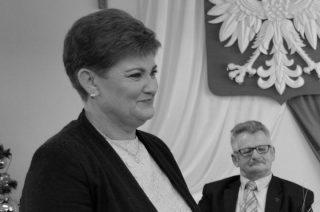 Nie żyje radna powiatowa Bożena Rutkowska