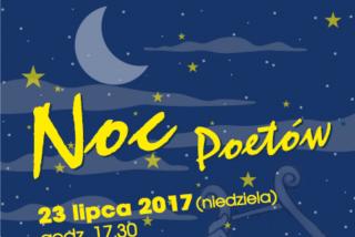 23 lipca. Mławska Noc Poetów
