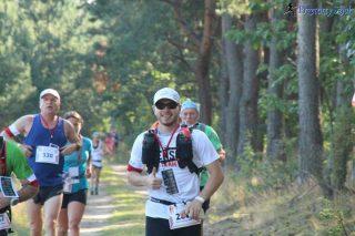 Ultramaraton Powstańca. Reprezentant ASW Senshi pokonał 63 km