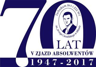 70-lecie Zespołu Szkół Nr 1 w Mławie i V Zjazd Absolwentów