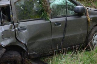 Wypadek na DK nr 60. Chciał ominąć sarnę, zginął jadący z nim pasażer