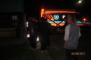 Nocny patrol Grupy Zalewski