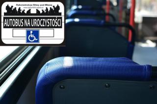 Bezpłatny transport na pole bitwy dla kombatantów i osób niepełnosprawnych