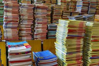 Możesz skorzystać z dofinansowania zakupu podręczników szkolnych
