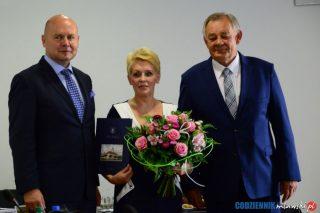 Longina Fabisiak, dyrektor Miejskiego Przedszkola Samorządowego Nr 4, odeszła na emeryturę