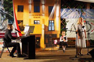 """""""Odcienie wojny"""" – wieczorny koncert w parku miejskim"""