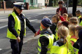 Bezpieczna droga do szkoły – podsumowanie działań ruchu drogowego