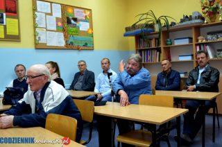 Wesoła formuła zebrania osiedlowego na Warszawskiej