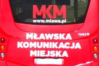 """MKM-ka zatrzyma się przy centrum handlowym """"Stacja Mława"""""""