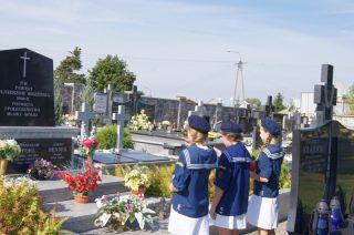 1. września harcerze zapalą znicze w miejscach pamięci