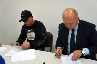 Pierwsze umowy na wymianę pieców już podpisane